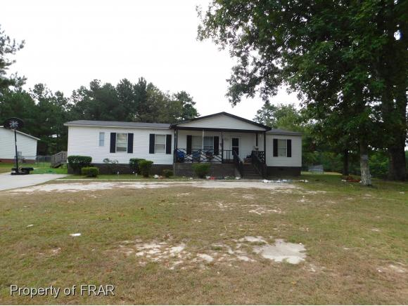 Photo of 2625 OGLESBY DRIVE  RAEFORD  NC