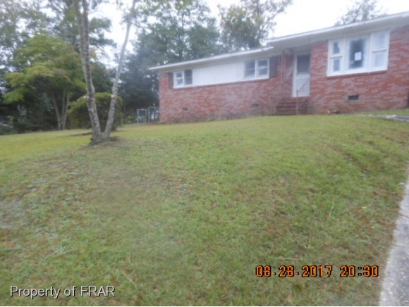 Photo of 1112 ODOM  FAYETTEVILLE  NC