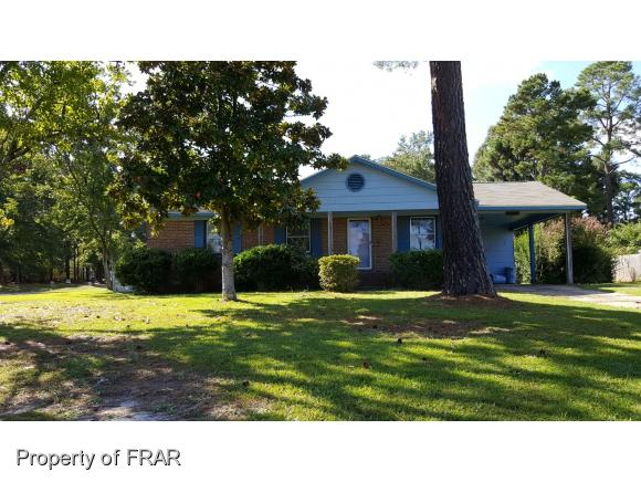 Photo of 6811 RADIAL DR  FAYETTEVILLE  NC