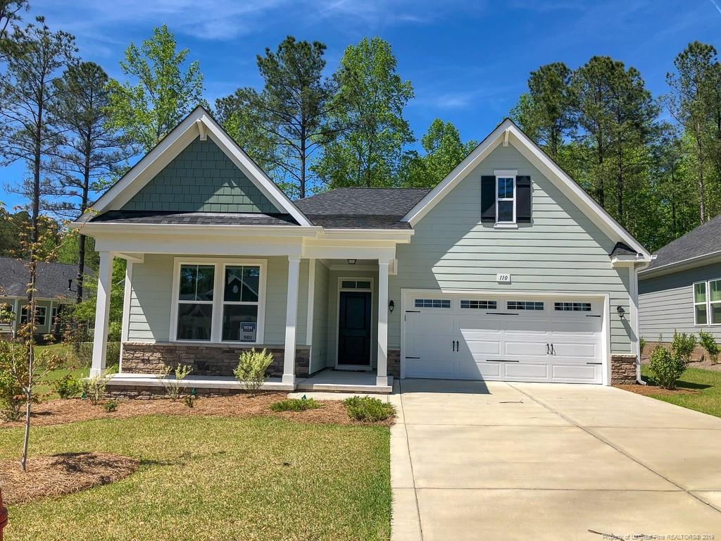 110 Glen Bend Court, Fort Bragg, North Carolina