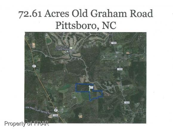 Old Graham Road, Pittsboro, North Carolina