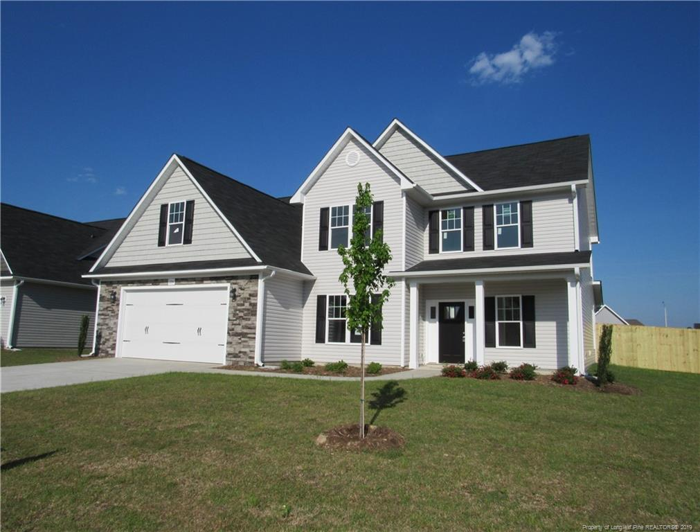 One of Fayetteville 4 Bedroom Homes for Sale at 324 Lyman Drive