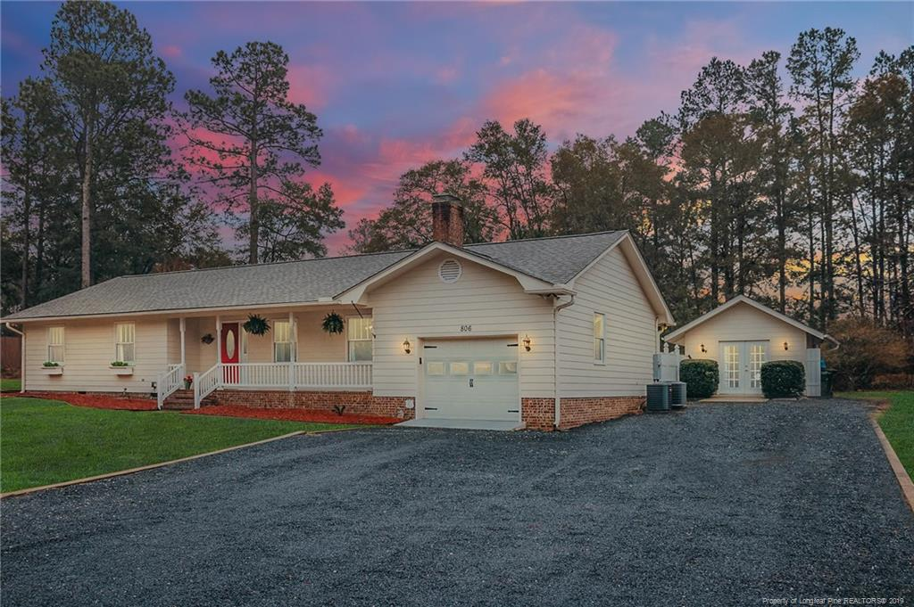 806 Barnell Drive, Aberdeen, North Carolina