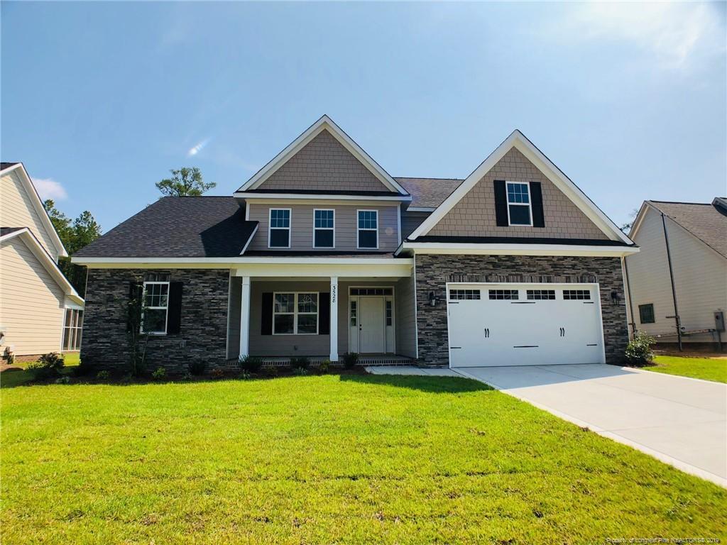 3528 Camberly (Lot 912) Drive, Fayetteville, North Carolina