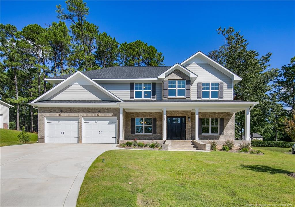 408 SWANN ISLAND Court, Fort Bragg, North Carolina