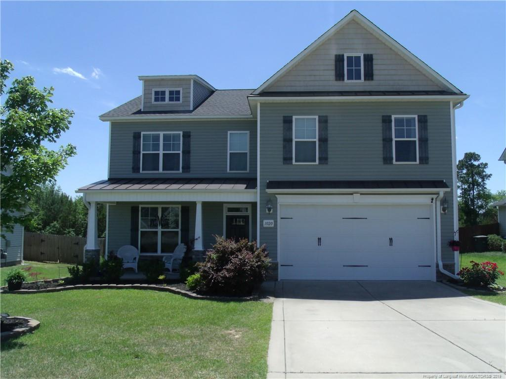 One of Fayetteville 5 Bedroom Homes for Sale at 1020 Ronald Reagan Drive