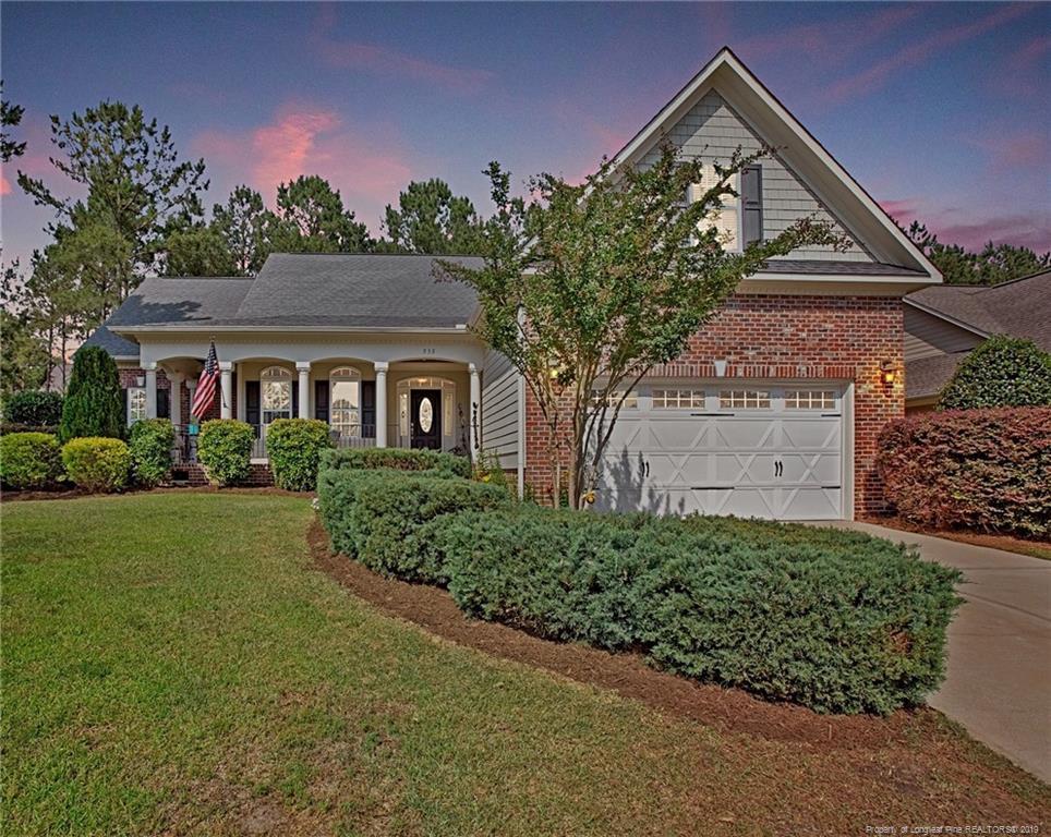 535 Whispering Pines Drive, Fort Bragg, North Carolina