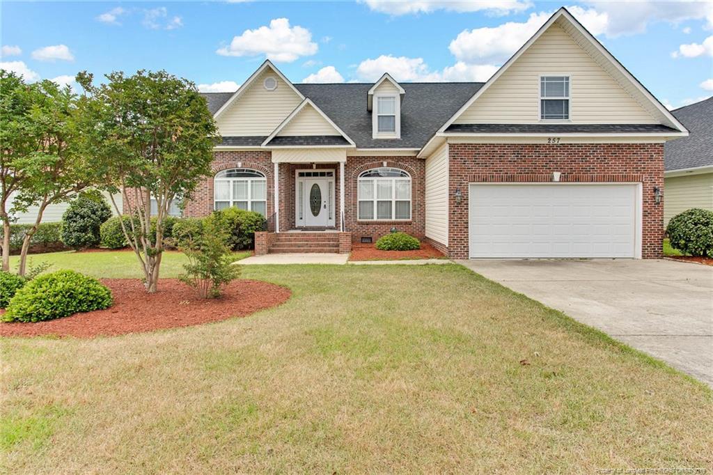 257 W Summerchase Drive, Fayetteville, North Carolina