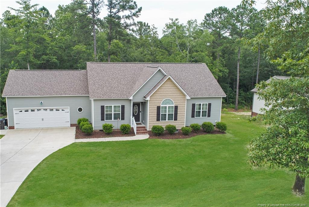 224 Oxford Woods Drive Angier, NC 27501