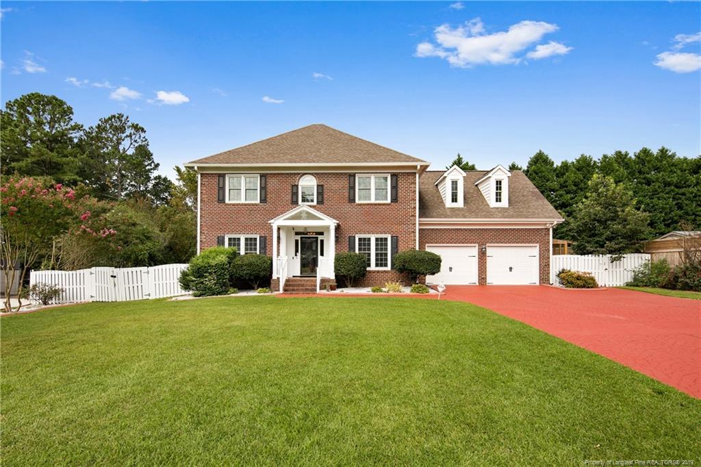 616 Ravencroft Court, Fayetteville, North Carolina