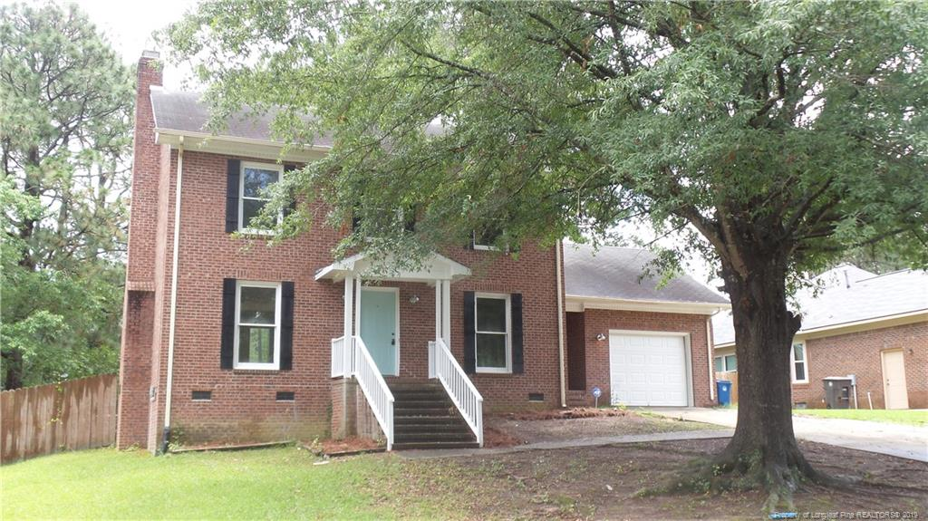 One of Fort Bragg 3 Bedroom Homes for Sale at 5574 Lockridge Road