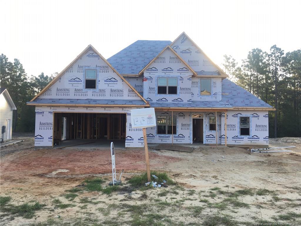 4825 McKinnon Farm (Lot 12) Road, Fayetteville, North Carolina