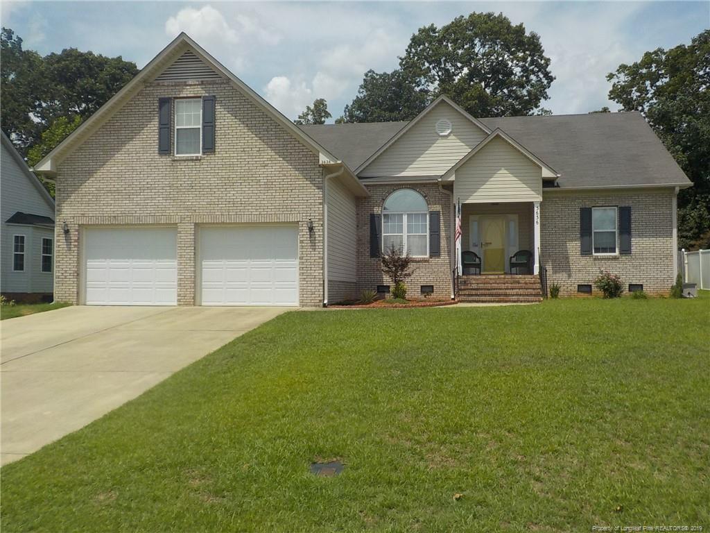 3636 Abernathy Drive, Fayetteville, North Carolina