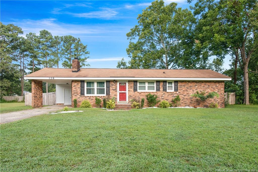 126 Shads Ford Boulevard, Fayetteville in Cumberland County, NC 28314 Home for Sale