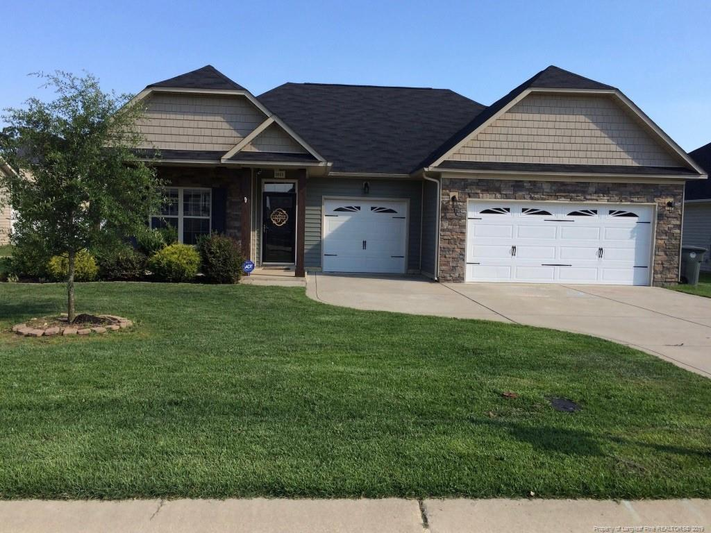 One of Fort Bragg 3 Bedroom Homes for Sale at 5923 Crown Ridge Court