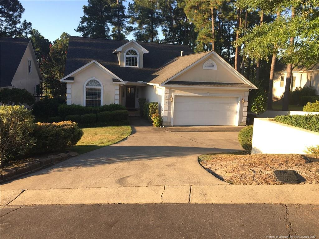 One of Fayetteville 3 Bedroom Homes for Sale at 341 Sandwedge Drive
