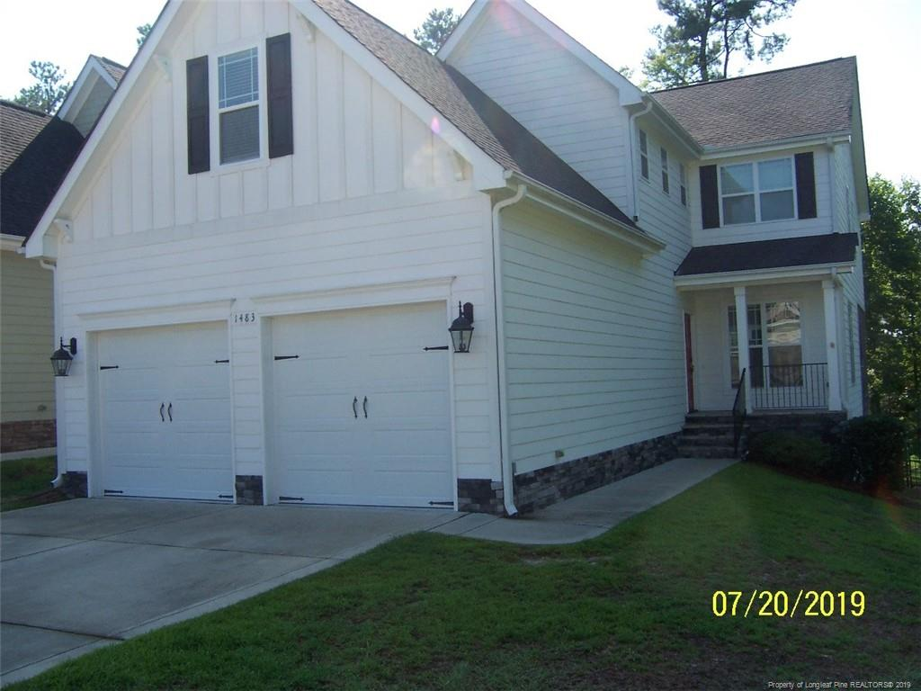 One of Fort Bragg 3 Bedroom Homes for Sale at 1483 N Micahs Way