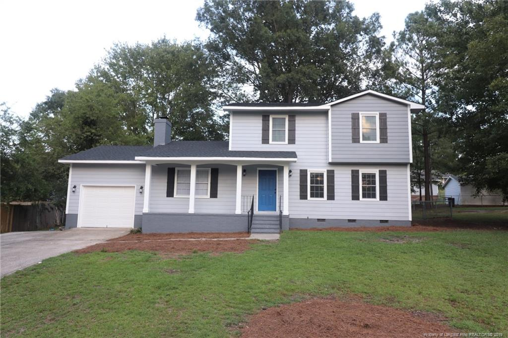 One of Fort Bragg 3 Bedroom Homes for Sale at 205 Leacroft Court