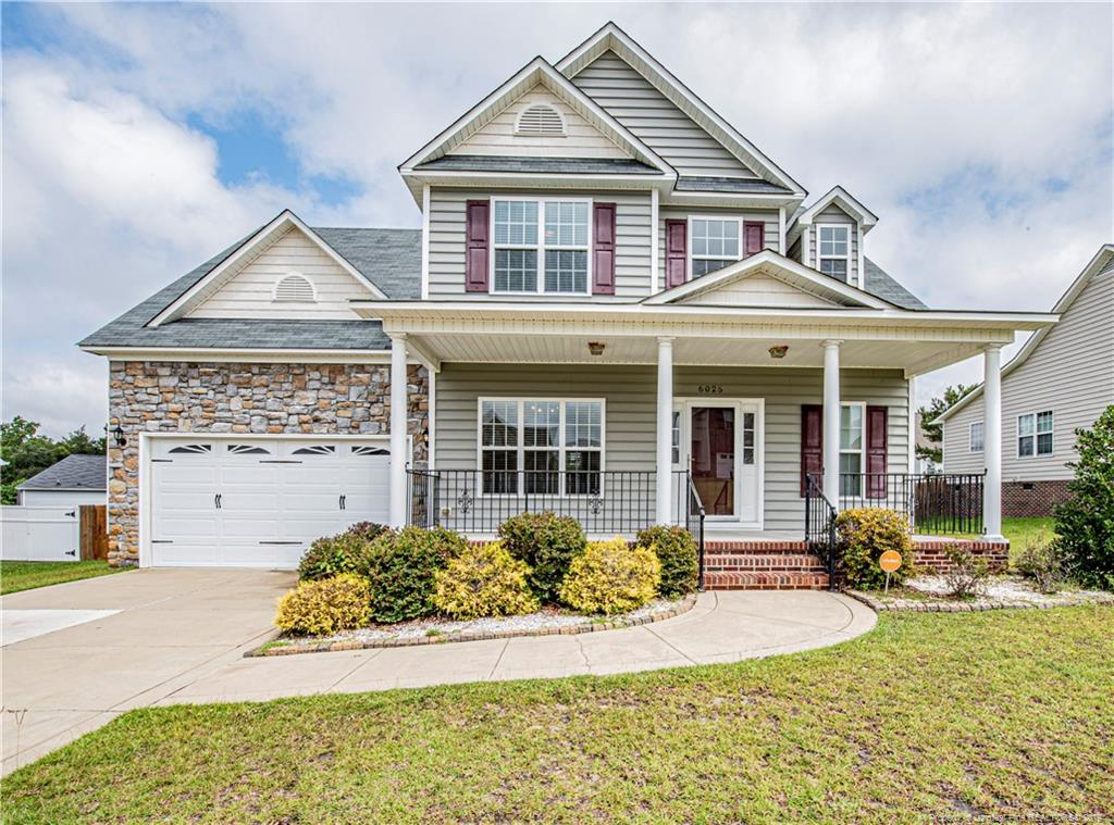6026 BEGONIA Drive, Fayetteville in Cumberland County, NC 28314 Home for Sale