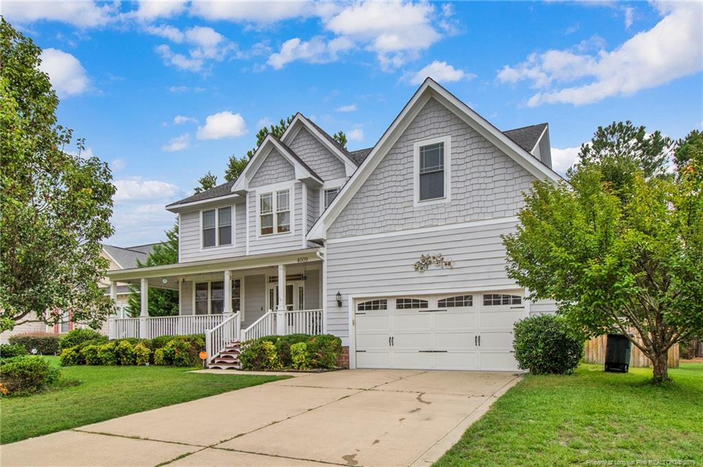 One of Fayetteville 4 Bedroom Homes for Sale at 4009 Windy Fields Drive