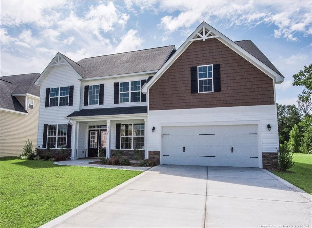 One of Fayetteville 4 Bedroom Homes for Sale at 2136 Mannington Drive