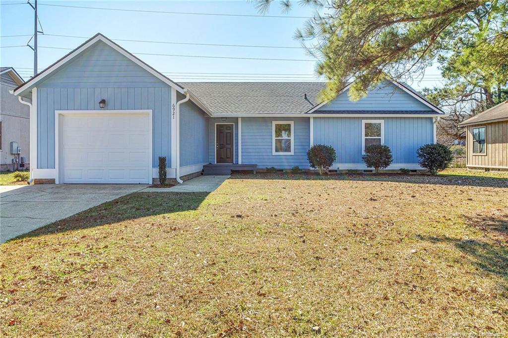 6921 Candlewood Drive, Fayetteville, North Carolina