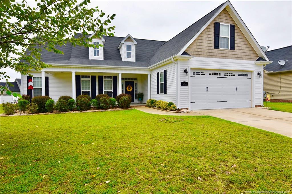 4253 Cinder Lane, Fayetteville, North Carolina