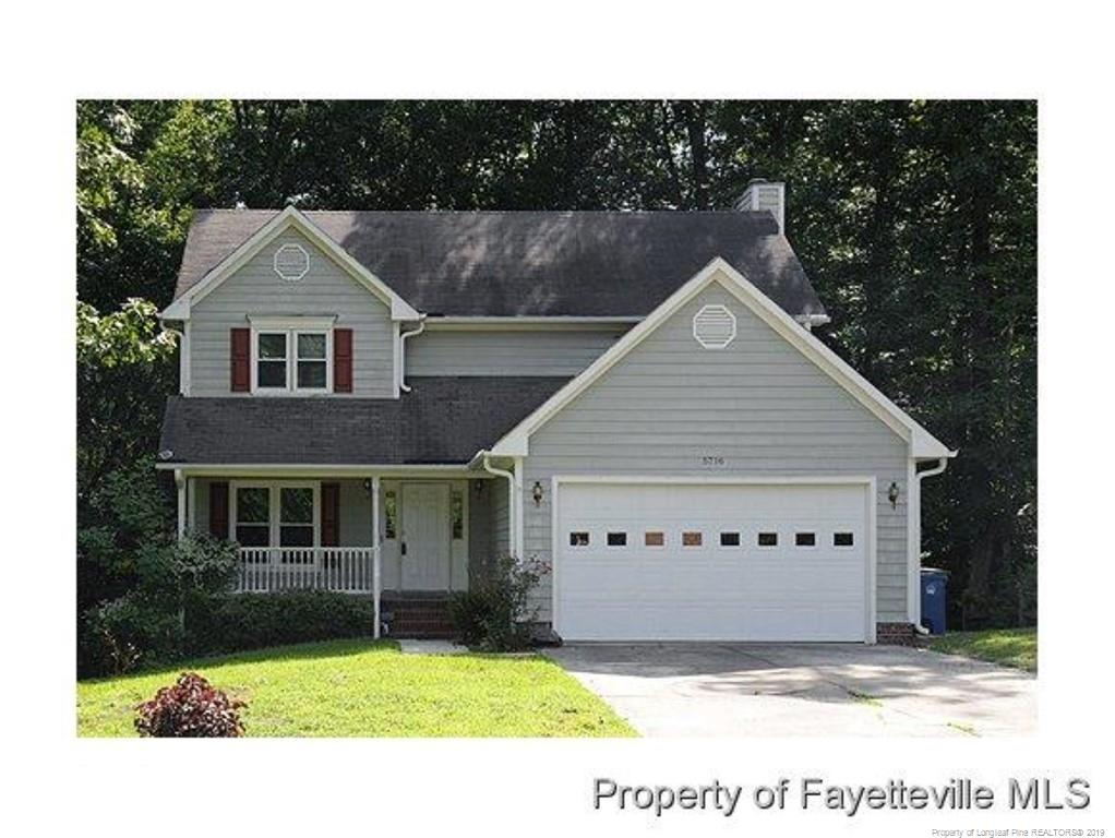 5716 Kindley Drive, Fayetteville in Cumberland County, NC 28311 Home for Sale