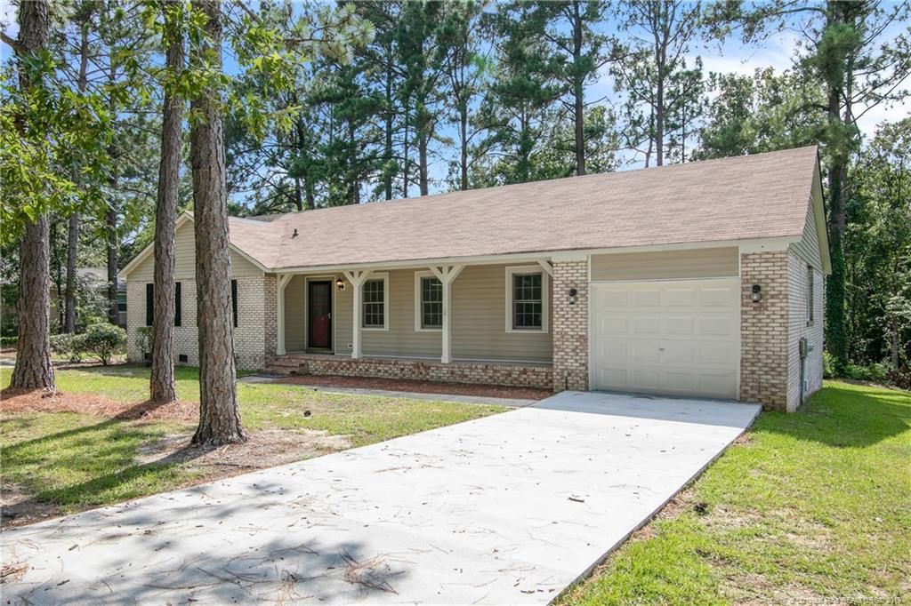 6843 Timbercroft Lane, Fayetteville in Cumberland County, NC 28314 Home for Sale
