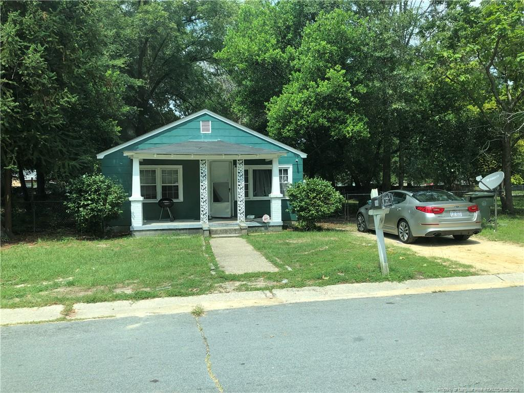 1906 Powell Street, Fayetteville in Cumberland County, NC 28306 Home for Sale