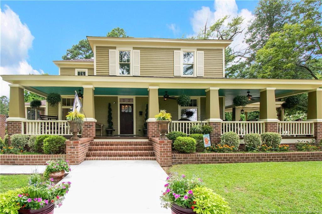 517 Oakridge Avenue, Fayetteville, North Carolina