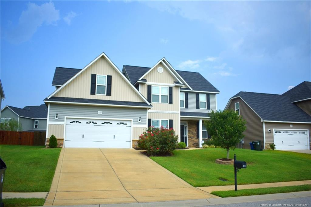 2023 Maitland Drive, Fayetteville in Cumberland County, NC 28314 Home for Sale