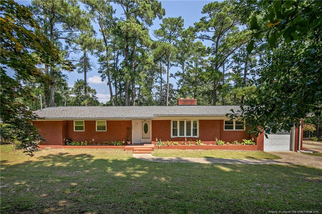 151 Timberlake Drive, Fayetteville in Cumberland County, NC 28314 Home for Sale