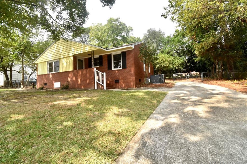1116 Faison Avenue, Fayetteville in Cumberland County, NC 28304 Home for Sale