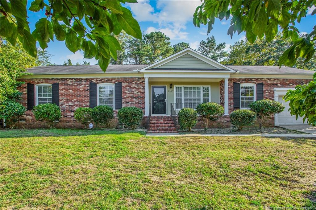 5187 Southport Road, Fayetteville in Cumberland County, NC 28311 Home for Sale