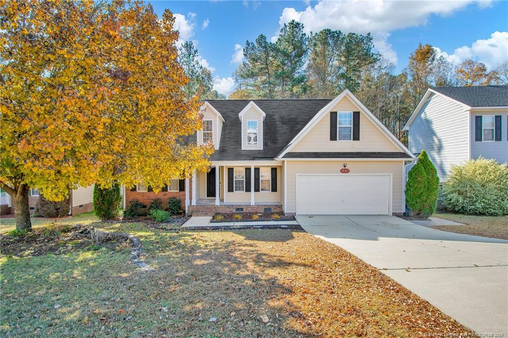 One of Fort Bragg 3 Bedroom Homes for Sale at 8741 Grouse Run Lane