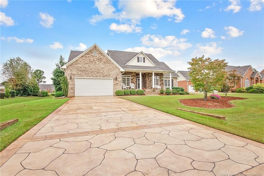 1506 Four Wood Drive, Fayetteville in Cumberland County, NC 28312 Home for Sale
