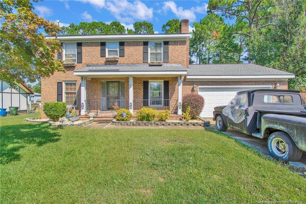 7040 Kittridge Drive, Fayetteville in Cumberland County, NC 28314 Home for Sale