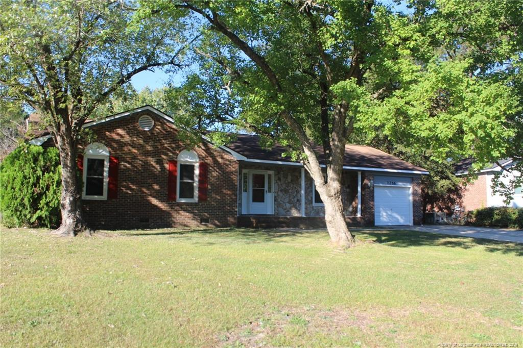 2216 Baywater Drive, Fayetteville in Cumberland County, NC 23804 Home for Sale
