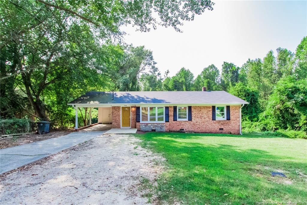 5416 Birch Road, Fayetteville in Cumberland County, NC 28304 Home for Sale