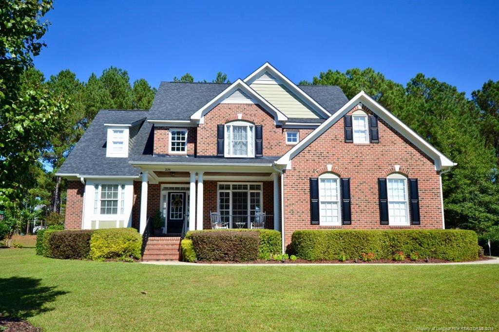 225 Rolling Pines Drive, Fort Bragg, North Carolina