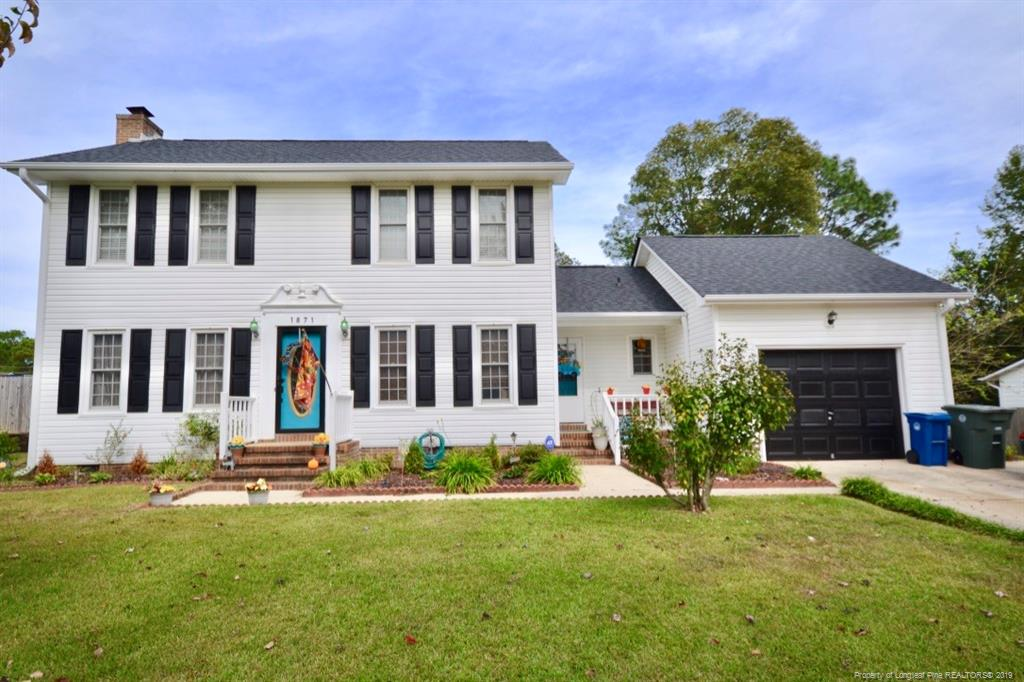 1871 Windlock Drive, Fayetteville in Cumberland County, NC 28304 Home for Sale