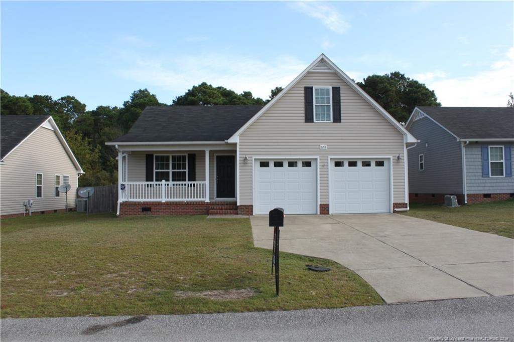 2213 Stornoway Court, Fayetteville in Cumberland County, NC 28306 Home for Sale