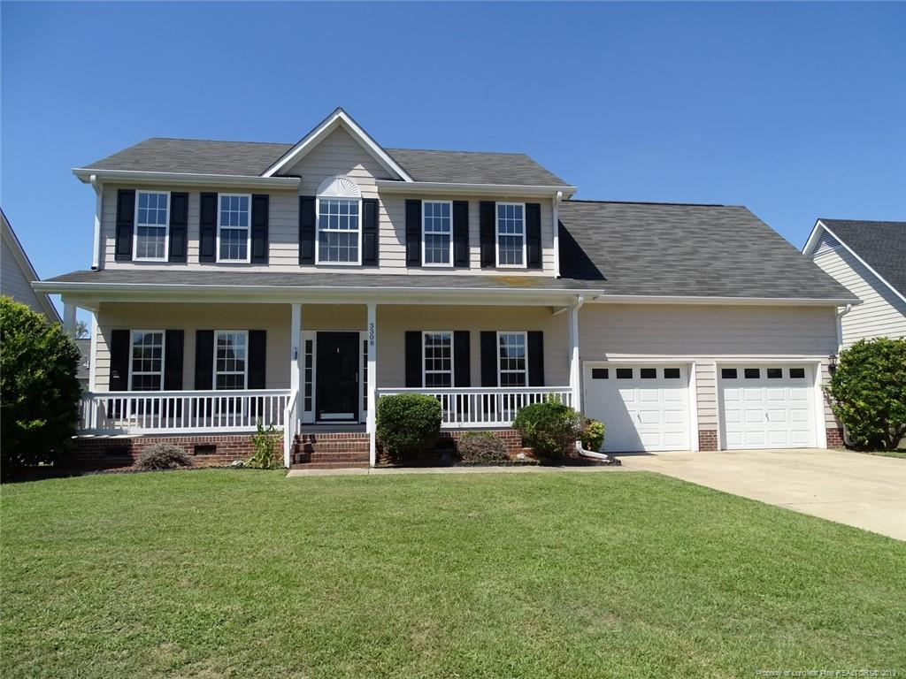 3308 Geyser Peak Road, Fayetteville in Cumberland County, NC 28306 Home for Sale