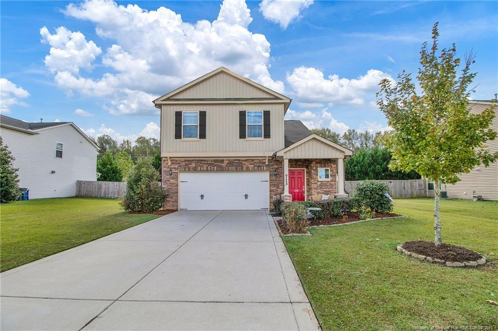 713 Bellingham Way, Fayetteville in Cumberland County, NC 28312 Home for Sale