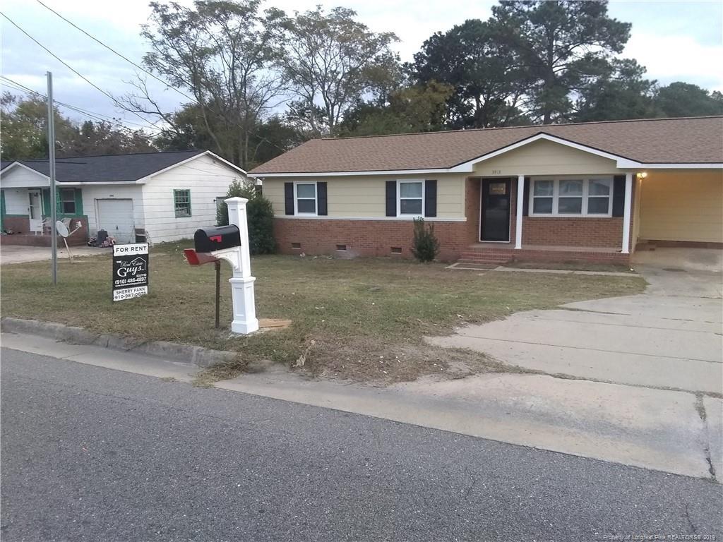 3913 Cumberland Rd Fayetteville, NC