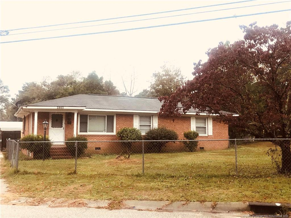 3903 Hartwell Road, Fayetteville in Cumberland County, NC 28304 Home for Sale
