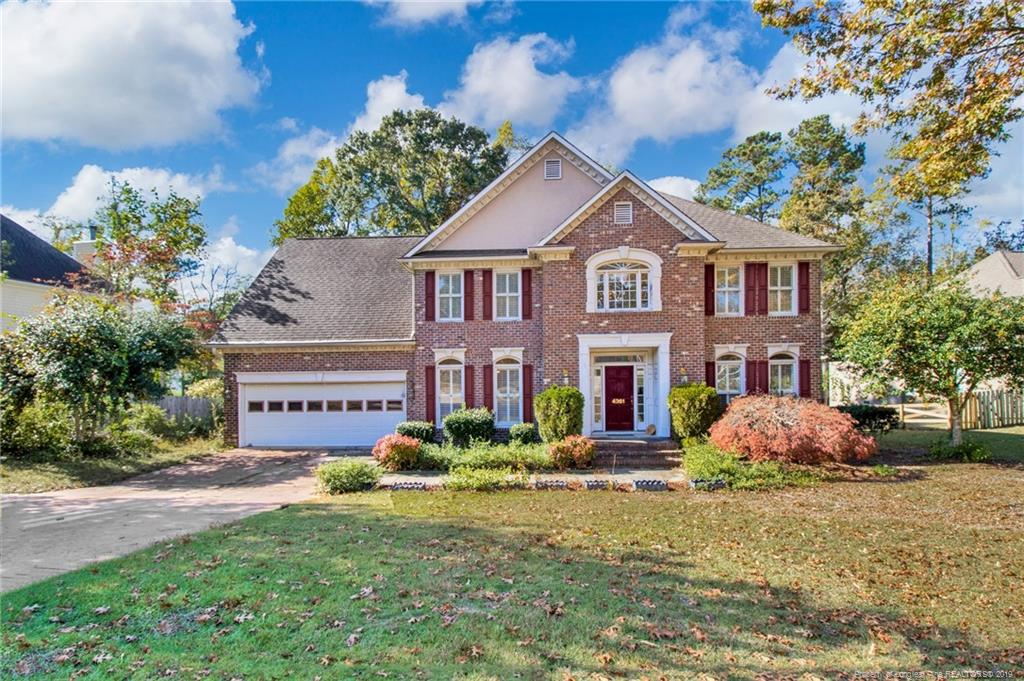 4361 Ferncreek Drive, Fayetteville in Cumberland County, NC 28314 Home for Sale