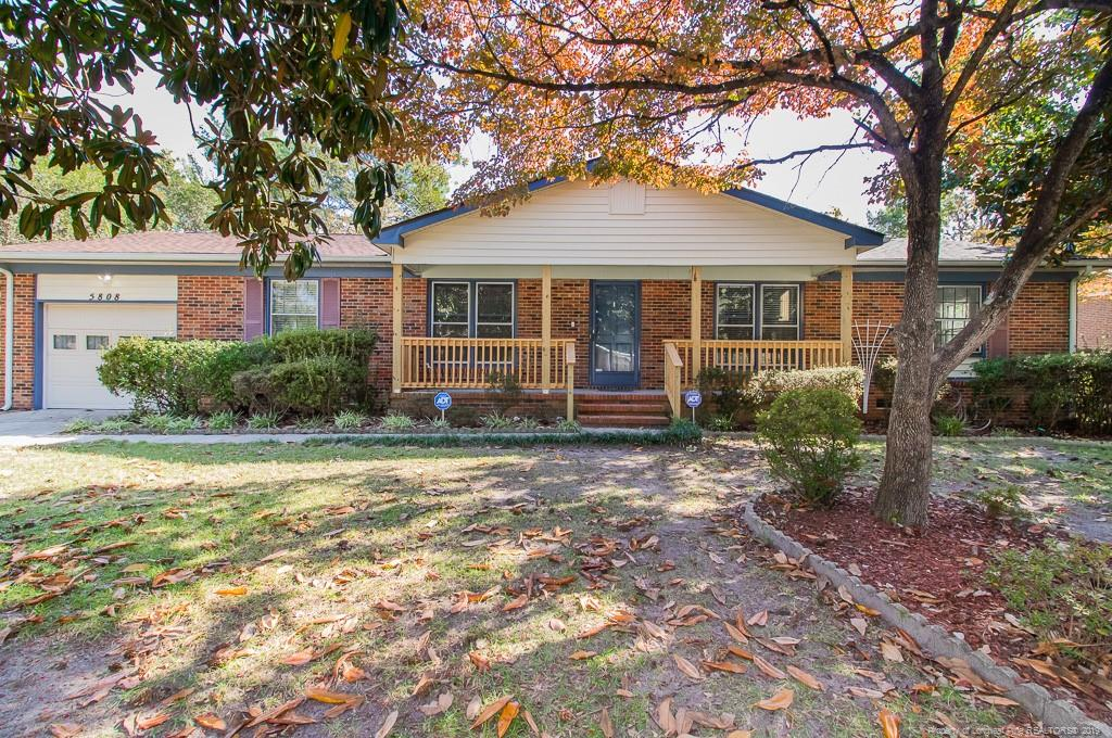 5808 Mcdougal Drive, Fayetteville in Cumberland County, NC 28304 Home for Sale