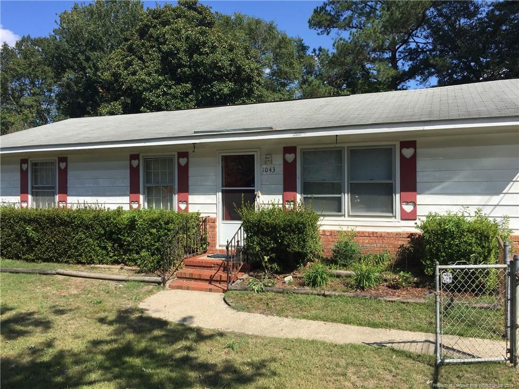 1043 Revere Street, Fayetteville in Cumberland County, NC 28304 Home for Sale
